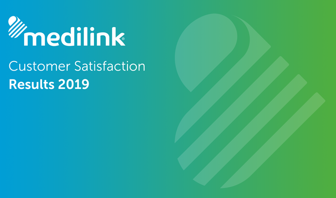 Medilink 2019 Customer Satisfaction Survey Results